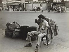 Ruth Orkin, Untitled, 1948.