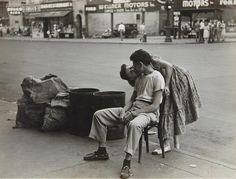 Ruth Orkin, Untitled, 1948.