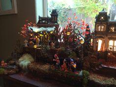 Halloween Village West