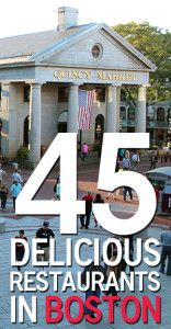 The Twenty-Something's Guide to Boston's Best Restaurants