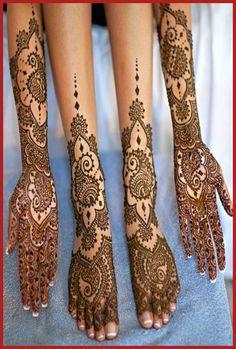 Hand & Foot Mehndi Designs New Collection   #FootMehndiStyles #HandMehndiStyles
