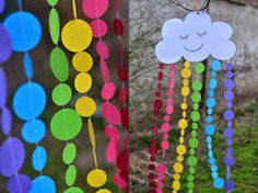 výzdoba z papíru do oken - Hledat Googlem Construction Paper Flowers, School Art Projects, Arts Ed, Kids And Parenting, Wind Chimes, Crafts For Kids, Mandala, Classroom, Jar