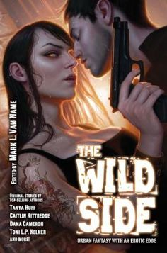 Twilight that goes all the way . A collection of original stories filled with A-list contemporary fantasy contributors and featuring heroes, eros and sex on the darker side of town. Seductive tales of contemporary urban fantasy beguile you into a world where lovers are, literally, dying for it!