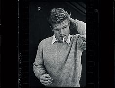 Robert Redford, 1959: The Never-Before-Seen Photos - Esquire