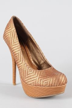 ...and I need these to go with the coral dress I just pinned :0)