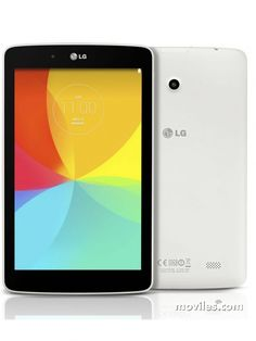 Tablet LG G Pad 8.0 (G Pad 8.0 V480) Compara ahora:  características completas y 2 fotografías. En España el Tablet G Pad 8.0 de LG está disponible con 1 operadores: Orange