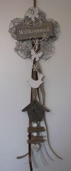 Türschmuck türkranz türschmuck home home wandbehang filz frühling