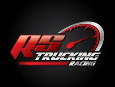 RS Trucking Racing OR Team RS Trucking logo design - 48HoursLogo.com