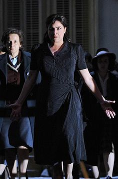 Cecilia Bartoli as Norma in Norma (Bellini) | #opera #costume