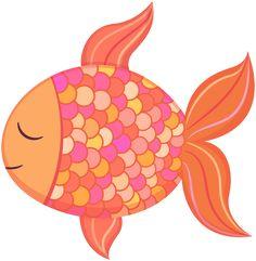 u2040fish u203f pinterest clip art cricut and rh pinterest com cute jellyfish clipart cute fish clipart free