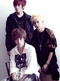 Teen Top Changjo, Niel & Chunji