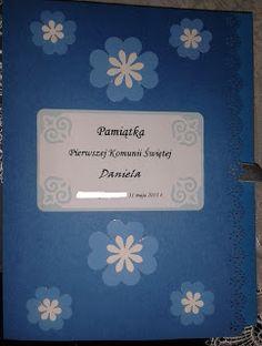 Papier wszystko zniesie...: Pudełka na kartki