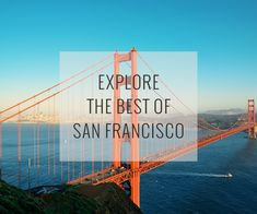 Set your dates, pace and interests, and our San Francisco Travel Guide recommend an itinerary of top attractions organized to reduce traveling around plus a map to help direct you. Usa Roadtrip, Travel Usa, Oh The Places You'll Go, Places To Travel, Places To Visit, Dream Vacations, Vacation Spots, Lac Tahoe, San Francisco Travel Guide
