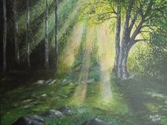 Szántó Ágnes Fények Olaj Painting, Art, Painting Art, Paintings, Kunst, Paint, Draw, Art Education, Artworks