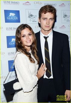 Rachel Bilson & Hayden Christensen: Glacier Films Launch Party | rachel bilson hayden christensen glacier films launch party 03 - Photo