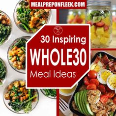 best whole30 meal preps