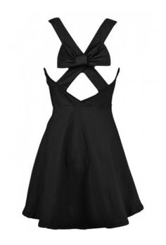 The French Bow Back Dress $29.00