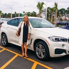 Congratulations to Sabrina B. on the purchase of her new BMW X6 from our BMW of Daytona Beach location. Happy Holidays Sabrina and thank you for choosing Fields BMW we welcome you to the Fields Auto family! #FieldsBMW #BMW #X6 #congratulations #FieldsAuto #newcar #newBMW #BMWX6 #BMWOwner #newBMWOwner #BMWClub #automotive #vehicles #car #auto #Daytona #DaytonaBeach #FieldsBMW #BMW #Florida