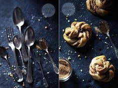 LECKER und swedish cinnamon walnut buns