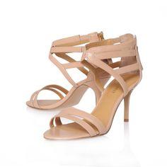 geezlouis, tan shoe by nine west - women shoes