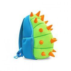 NOHOO niño niños dibujos animados Cute mochila bandolera regalo-dinosaurio mochilas