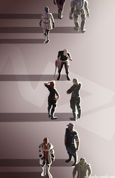 Not without Scars by raesquared.deviantart.com #MassEffect