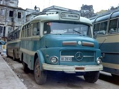 Bus City, Blue Bus, Corfu Greece, Benz S, Busse, Bus Station, Historical Photos, Athens, Cars And Motorcycles