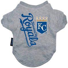 Kansas City Royals Dog Tee Shirt