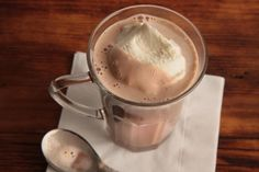 tipsy nutella hot chocolate