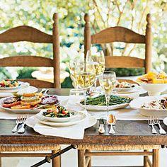 19 best summer buffet