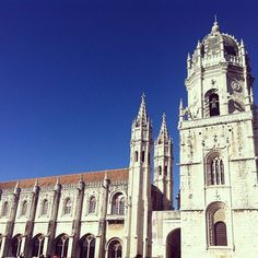 Visit the monuments of Jeronimos, Belem Tower, Padrao dos Descobrimentos (there is a nice movie about Lisbon inside), the CCB and Berardo collection contemporary art museum.