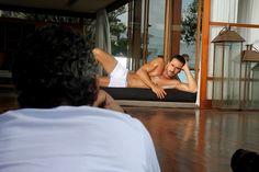 Julio Rocha clicado por Valério Trabanco para Campanha Mash 2013