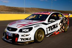 2013 GM-Holden Racing Team livery