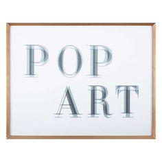 Clip frame 90 x 70 cm GRAPHIC ART