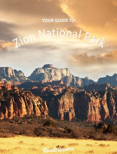 Discover Zion National Park :)