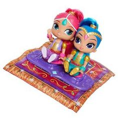 Fisher-Price Shimmer and Shine Magic Flying Carpet : Target