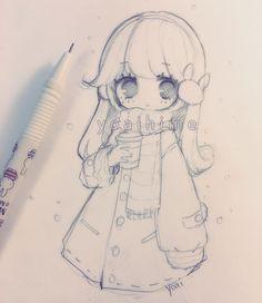 Learn To Draw Manga - Drawing On Demand Anime Chibi, Kawaii Anime, Art Kawaii, Anime W, Art Anime, Kawaii Chibi, Cute Chibi, Anime Art Girl, Chibi Cat