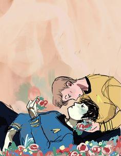 Killer Gays of the Galaxy: Photo Watch Star Trek, Star Trek Tos, Star Wars, Stark Trek, Spock And Kirk, Cute Nerd, Starship Enterprise, Star Trek Ships, Fandoms
