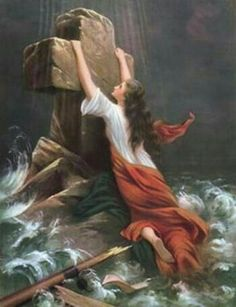 In The Middle Of The Storm God, I Am Holding Onto To You. #Amen