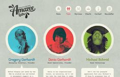 Love the logo, the hand-drawn style, the fonts, the background texture. Well executed site!