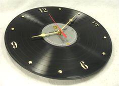 Recycled Vinyl Record