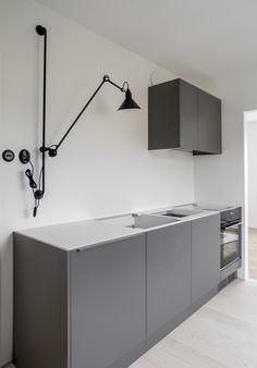 Kitchen renovation for the new flat www.timeoftheaquarius.com