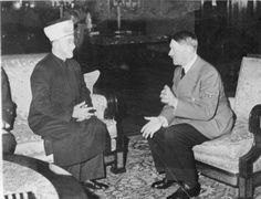 Islam and Hitler: Watch this man on the street video. These people don't even know who Hitler was! http://t.co/n9JaI6ZL