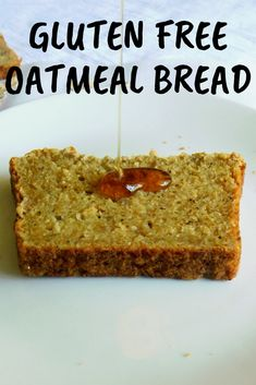 Hearty Gluten Free Oatmeal Bread – Gluten-Free-Bread Hearty and oh so flavorful. This Gluten Free Oatmeal bread is amazing drizzled with a touch of honey or eat it as-is for a delicious treat any time of day!