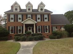 House ready for Christmas!