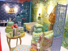 Amy Butler quilt market