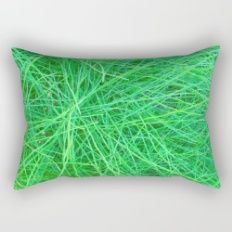 Design your everyday with rectangular-pillows you'll love for your bed or couch. Match your decor style with designs from independent artists worldwide. Grass, Pillows, Design, Cushion, Grasses, Throw Pillow, Cushions, Design Comics, Herb