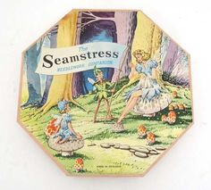 Toy: 'The Seamstress' needlework companion. A 1960's : Lot 365