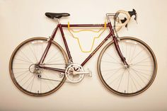10 designer bike storage solutions for your wall   CycleLove