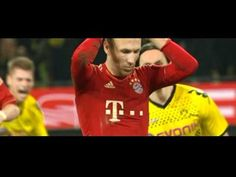 SOCCER TORTURE !!! SUBOTIC RUBS IN MISS ARJEN ROBBEN !!! HD Dortmund vs FC Bayern München